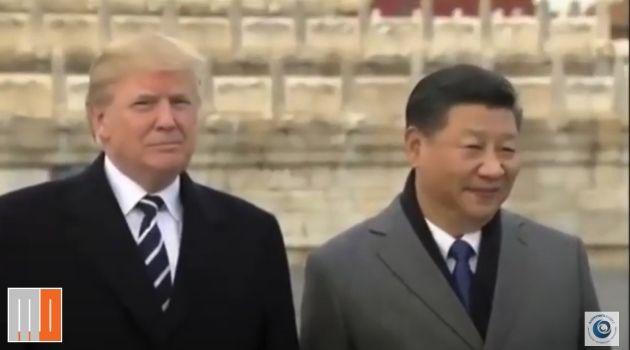 tensione Usa e Cina