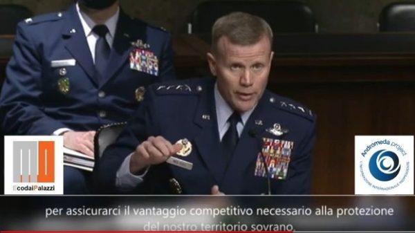 Che cosa ci fanno in Europa i soldati e le armi USA?